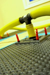 Hardsurface Drying Technology