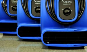 3 Air Movers