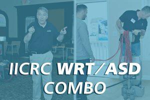 IICRC WRT ASD Combo class