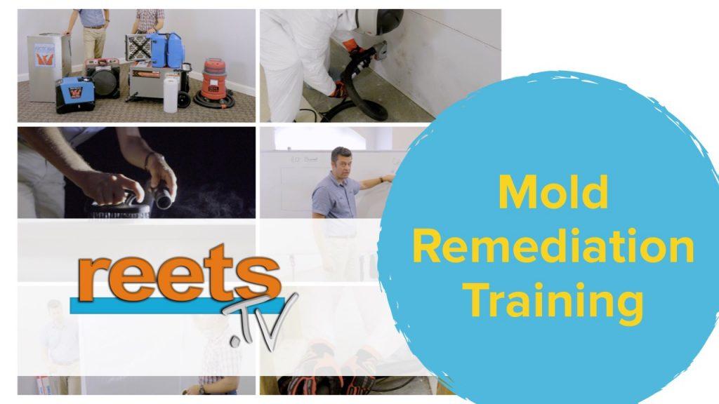 ReetsTV Mold Remediation Training