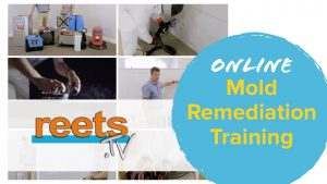 ReetsTV Mold Remediation Training