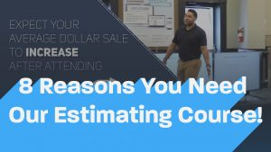Restoration Mitigation Estimating and Negotiating course