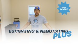 Introducing: Estimating & Negotiating PLUS!! - Our Newest Course