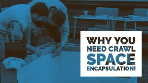 Why you need crawl space encapsulation!