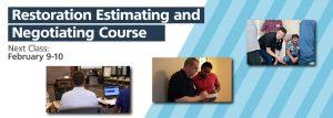 Restoration Estimating and Negotiating Course