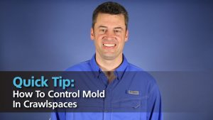 How To Control Mold In Crawl Spaces