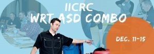 IICRC WRT/ASD combo course December