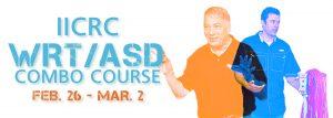IICRC WRT/ASD combo course February-March