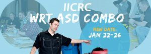 IICRC WRT/ASD combo course January