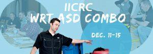 IICRC WRT/ASD combo course December