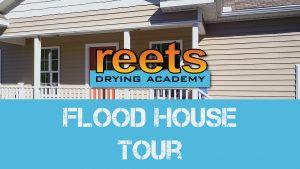 Reets Drying Flood House Tour video