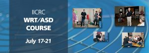 IICRC WRT/ASD Combo course July 17-21, 2017