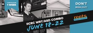 June IICRC WRT/ASD combo