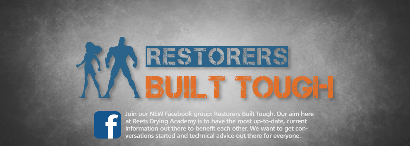 Restorers Built Tough Facebook group