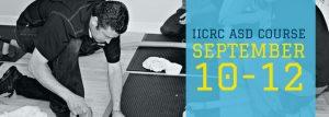September IICRC ASD COURSE