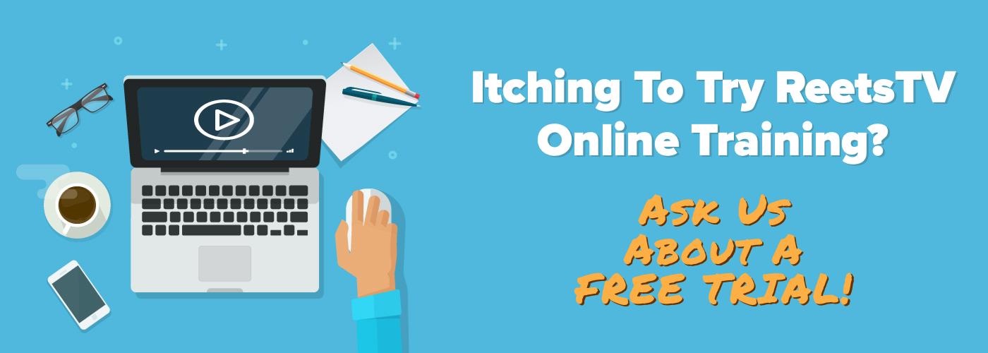 ReetsTV Online Training Free Trial