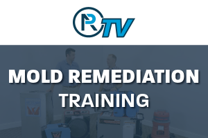 Reets TV Mold remediation online training