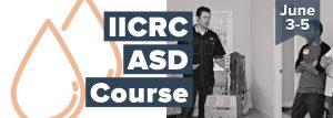 IICRC ASD June 3-5