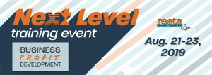 Next Level Training Event 2019 Profit Development
