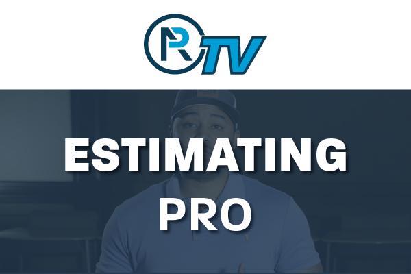 ReetsTV Estimating Pro Online training