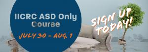 IICRC ASD Class July 30 to August 1, 2019