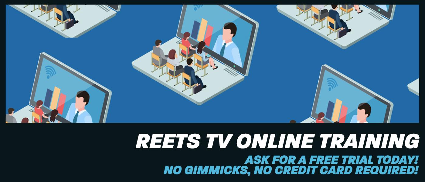 Reets TV Free Trial