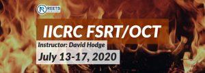 FSRT OCT July 13-17, 2020