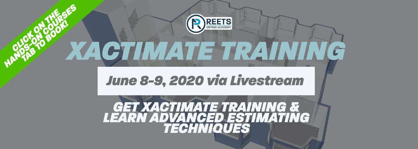 Xactimate Training