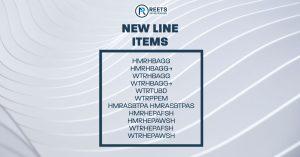 New Line Items List