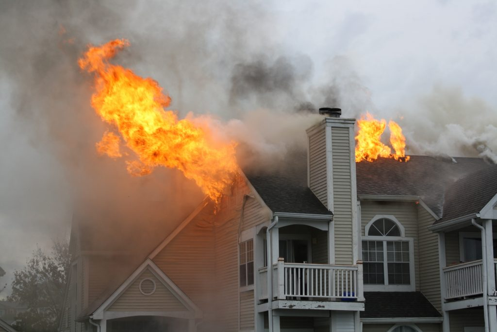 fire and water restoration training online