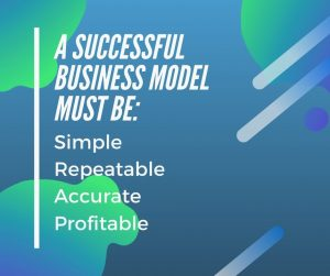 4 Principles of A Successful Business Model